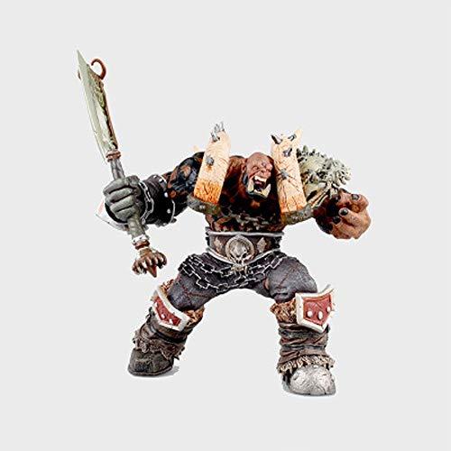 Lianlili World of Warcraft Animación Modelo, Modelo Infernal Estatua, Escritorio Decoración, 19cm