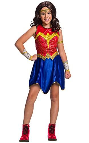 Girls Wonder Woman 1984 Movie Child Halloween Costume