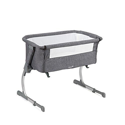 Berço Side By Side, Safety 1st - Grey