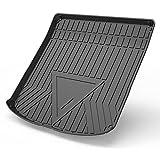 BYWWANG Accesorios de Revestimiento de Carga de Goma Antideslizante Impermeable para Coche, Alfombrilla para Maletero TPE, para Audi A5 Coupe Sportback 2014-2020