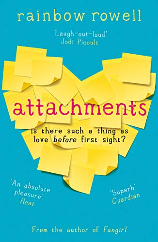 Attachments: Is there such a thing as love before first sight? The romantic comedy we all need to read in 2021 (English Edition)