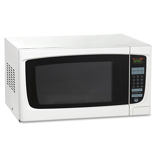 Avanti 1.4 Cf Electronic Microwave With Touch Pad, White