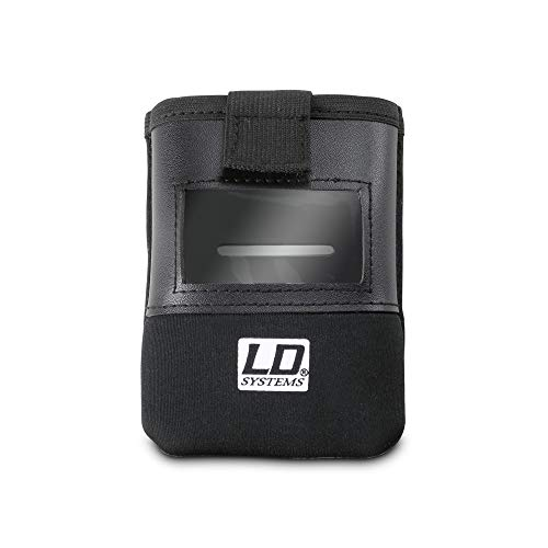 LD System - BP POCKET 2 Bodypack Tasche mit Display-Sichtfenster