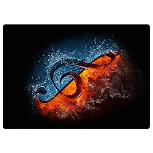 QQDD Trommel Teppich Drum-Teppich rutschfeste Trommelmatte,Drum Teppich Schlagzeug Teppich Schallschutz Drum Rug Schallschutzmatte Schlagzeugteppich Antivibrationsmatten Für Bass Drum Snare Matte