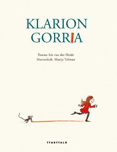 Klarion gorria (Album ilustratuak)