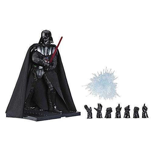 Star Wars The Black Series Darth Vader, 20 cm große Actionfigur, Sammlerobjekt für Erwachsene