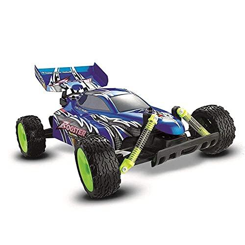 HKX Coche RC, escala 1/10 Off-road Control remoto coche 2.4G inalámbrico RC vehículo eléctrico deriva RC Racing coche modelo juguetes para adultos (regalo de cumpleaños de día festivo)