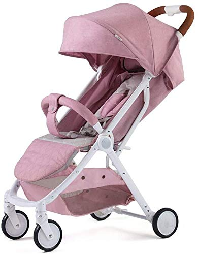 Fantastic Prices! Baby Stroller Can Sit On The Ultra-Light Folding and Can Be Take On The Plane Suit...