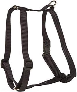 """Prestige Pet Products Dog Harness 3/4"""" X 16-26"""" (41-66cm), Black"""
