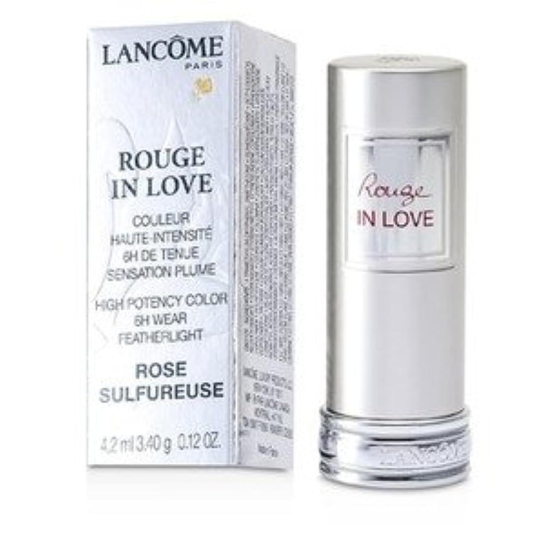 キャリッジ難しいフロントLANCOME(ランコム) ルージュ イン ラブ - #379N Rose Sulfureuse 4.2ml/0.12oz [並行輸入品]