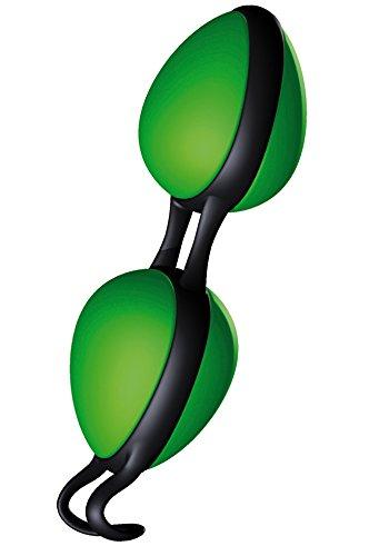 Joydivision Joydivision Joyballs secret - grün-schwarz, 1 Stück