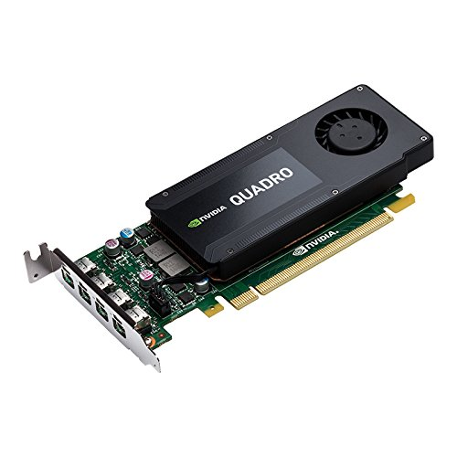 HP NVIDIA Quadro K1200 4GB T/SFF Kit 4xmDP 1st w/4 mDP-DP