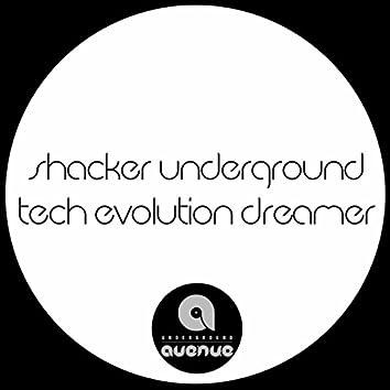 Tech Evolution Dreamer