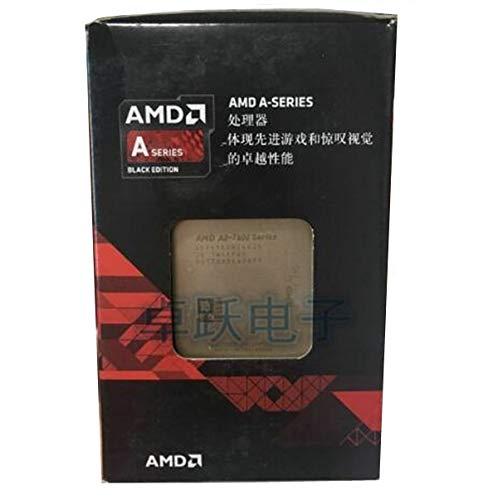 A8-Series A8-7650K A8 7650K FM2+ APU Quad-Core CPU 100% Working Properly Desktop Processor