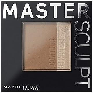 土台01光/ を輪郭メイベリンマスタースカルプト x2 - Maybelline Master Sculpt Contouring Foundation 01 Light/Med (Pack of 2) [並行輸入品]
