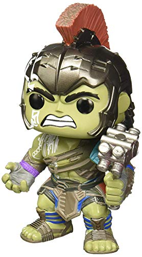 Pop! Marvel: Thor Ragnarok - Hulk Helmeted Gladiator image