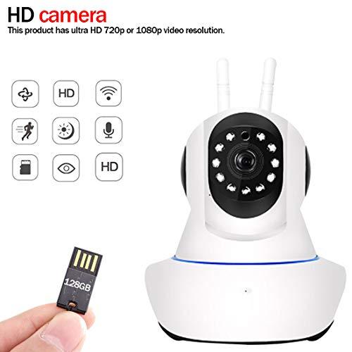 HD IP-Kamera 720P / 1080P IR LED Wireless LAN Motorisierte Wi-Fi Dome-Überwachungskameras Babyphone Audio-Aufnahmesteuerung aus dem Internet