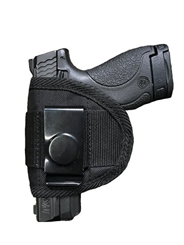Concealed Inside The Pants IWB Gun Holster Fits Springfield Armory XD-9, XD-40, XD-45