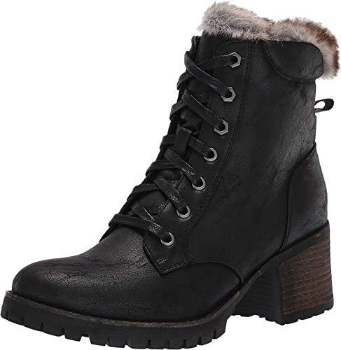 Steve Madden Comfort Winter Bootie Black/Black 7.5 M
