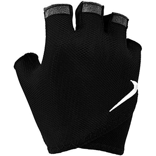 Nike Unisex– Erwachsene Women\'s Gym Elemental Fitness Gloves Handschuhe, Black/Black/White, L