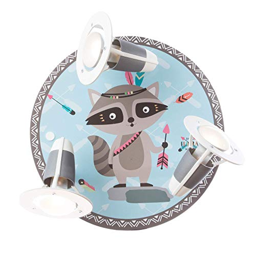 Elobra Kinderlampe Little Indians