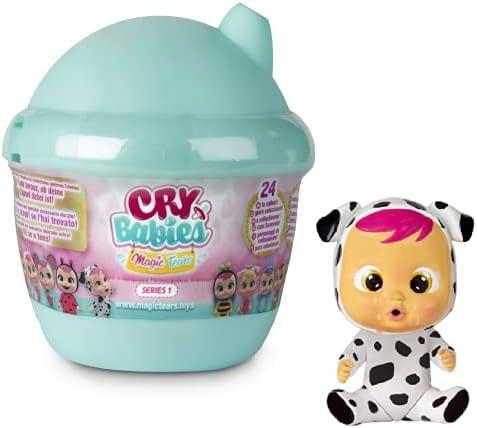LEMU Cry Babies Magic Tears Bottle House Series Doll Mostly Sealed