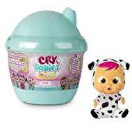 Cry Babies Magic Tears Bottle House - Mini Collectable Dolls That Cry Real Tears + Accesories - Asso...