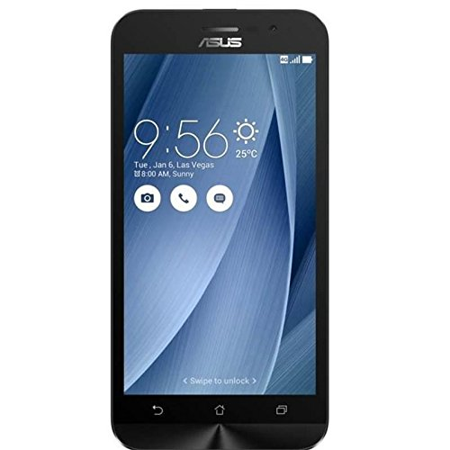 Asus – Asus Smartphone 5 Inch 1GB 8GB Android 6.0 Zenfone Go Unlocked Silver