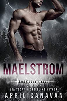Maelstrom: Small Town Police Romance (Birch County Blue Book 3) by [April Canavan]