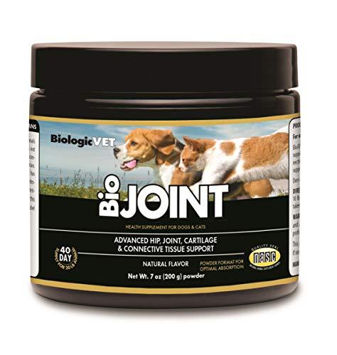 Top 10 best selling list for biologicvet biojoint health supplement for dogs