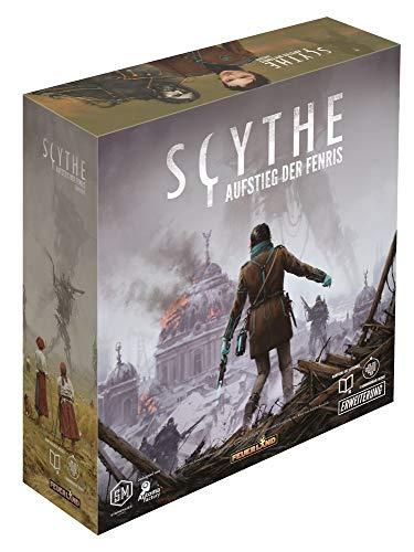 Feuerland Spiele 63550 Scythe: Aufstieg der Fenris