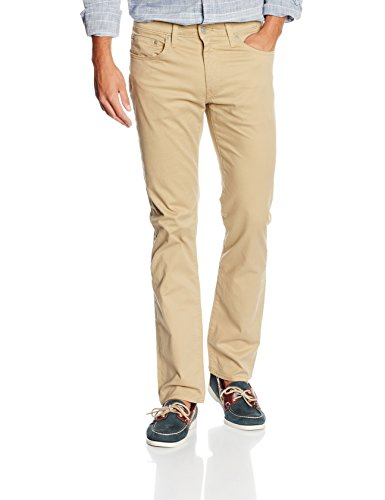 Levi's 511 SLIM FIT, Jeans Homme, Marron (RINSE + SOFTENER - HARVES), W33/L32 (Taille fabricant: 33)