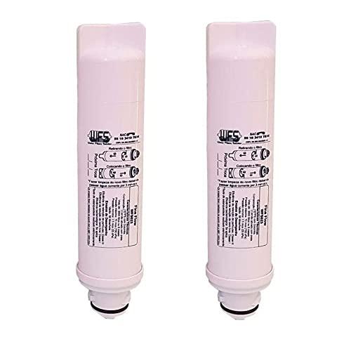 Kit 2 Filtro Refil Electrolux Purificador Pe11b/x Pappca40