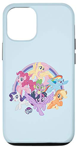 iPhone 12/12 Pro My Little Pony: Friendship Is Magic Group Prance Case