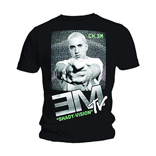 Bravado Herren T-Shirts   - Schwarz - Black - Größe L (Herstellergröße: Large)