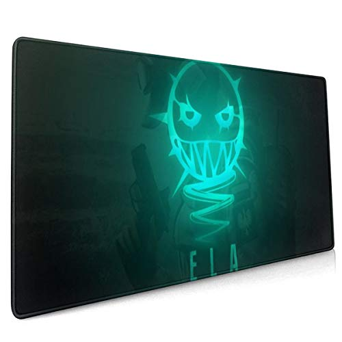 R-ainbow S-ix S-iege Gaming Mouse Pad Non-Slip Rubber Thick Mouse Pad for Computers Desktops, PC, Laptop,One Size