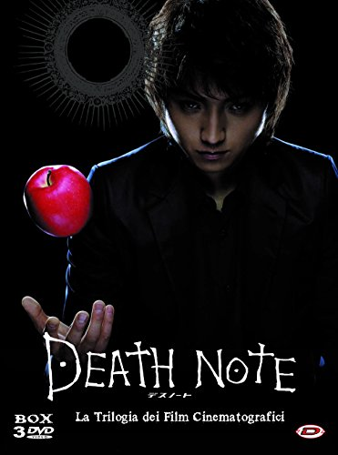 Death Note La Trilogia Dei Film (Box 3 Dvd)