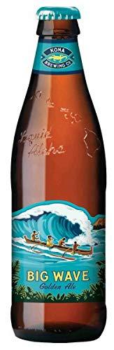 Kona Big Wave Golden Ale Craft Beer 0,355 Liter