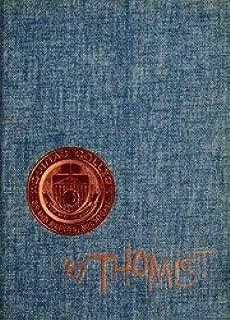 (Custom Reprint) Yearbook: 1967 Aquinas College - Thomist Yearbook (Grand Rapids, MI)