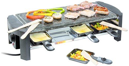 Domo Raclette/Grill 8 Personen DO9039G