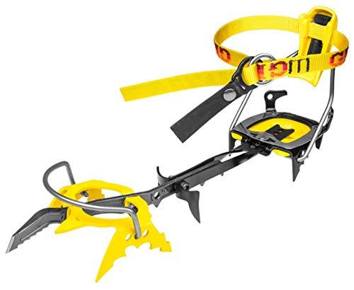 Grivel G20 Plus Cramp-O-Matic Schwarz-Gelb, Steigeisen, Größe One Size - Farbe Black - Yellow