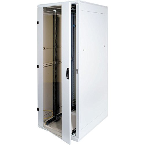 'TRITON 19 Rack 22U/600 x 900 Glass Door vasques Grey Rack Racks (vasques Rack, Grey, 300 kg, 53.8 kg, 600 x 900 x 1080 mm)