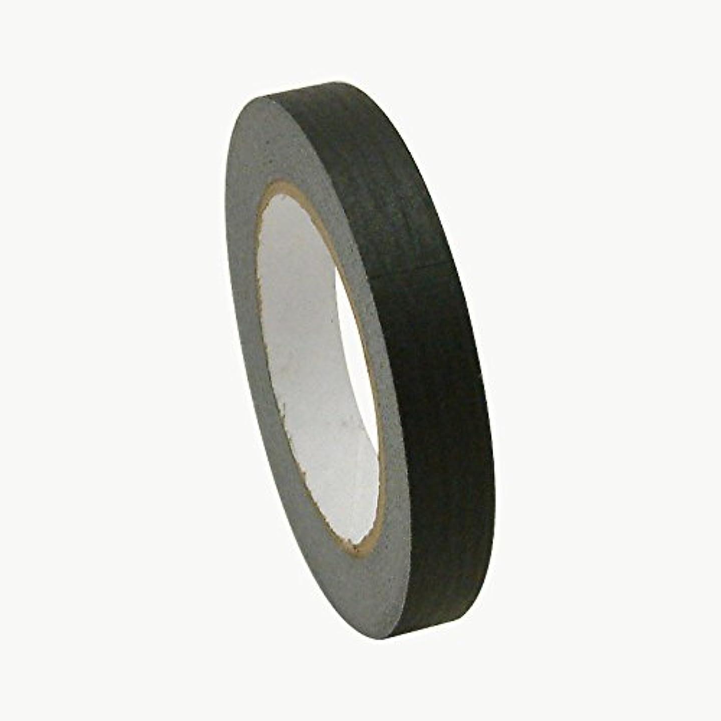 J.V. Converting JV497/BLK07560 JVCC JV497 Black Masking Tape: 3/4