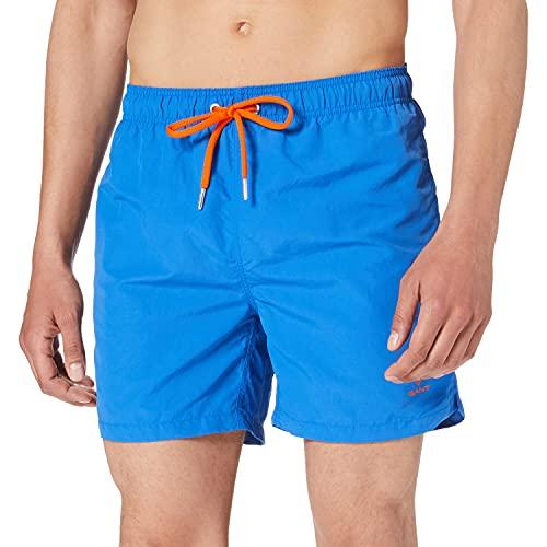 GANT Herren 922016001 Badehose, Nautical Blue, XXXL