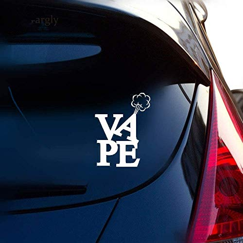 DKISEE Vape Originality Vinyl Decal Car Sticker Car Styling For Car Laptop Window Sticker 8 inches