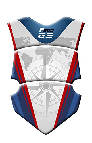 Protector de tanque para moto BMW F 800 GS / ADV hasta 2015