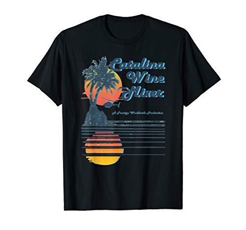 Catalina Wine Mixer Vintage T-Shirt