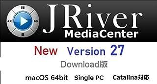 JRiver Media Center 27 Mac ダウンロード版