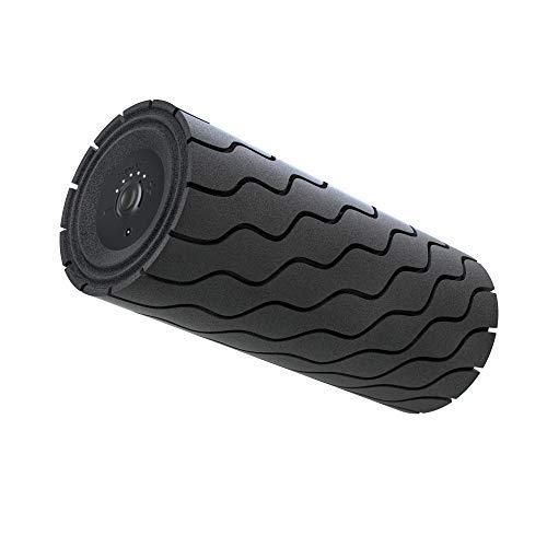 Theragun Wave Roller | Rodillo de espuma vibratorio inteligente | 5 Ajustes de intensidad | Conectividad Bluetooth