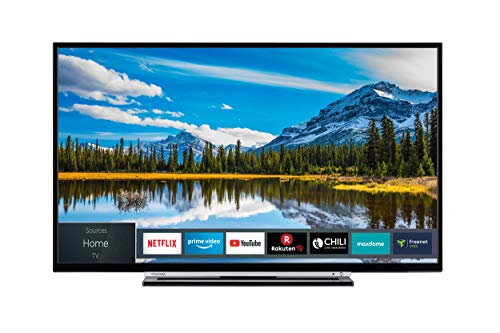 Toshiba 39L3863DA 39 Zoll Fernseher (Full HD, Smart TV, Triple-Tuner, Prime Video, Bluetooth, Works with Alexa)